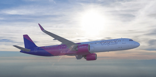 WIZZ AIR OPENT NIEUWE BASIS OP DONCASTER SHEFFIELD AIRPORT
