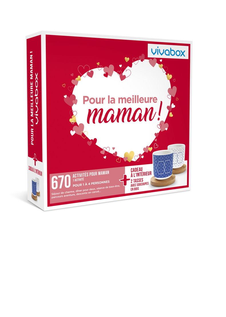 """Vivabox """"Pour la meilleure Maman"""" : 49,90 €."""