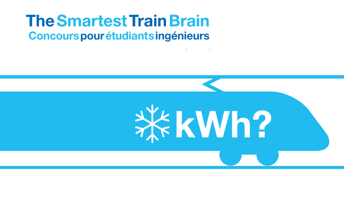 Preview: Des étudiants de l'Université de Mons remportent le concours « The Smartest Trainbrain »