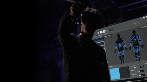 Crytek and TESLASUIT will collaborate to integrate full-body haptics and additional new features to CRYENGINE