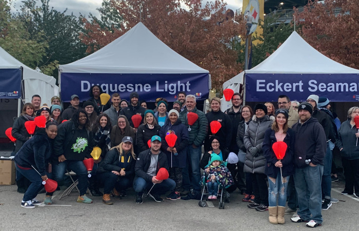 Employees Again Raise Funds in Support of Leukemia & Lymphoma Society