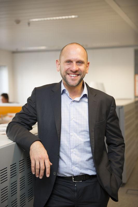Frédéric Demars, Senior Vice President HR van de MIVB