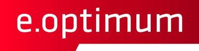 e.optimum AG Pressebereich Logo