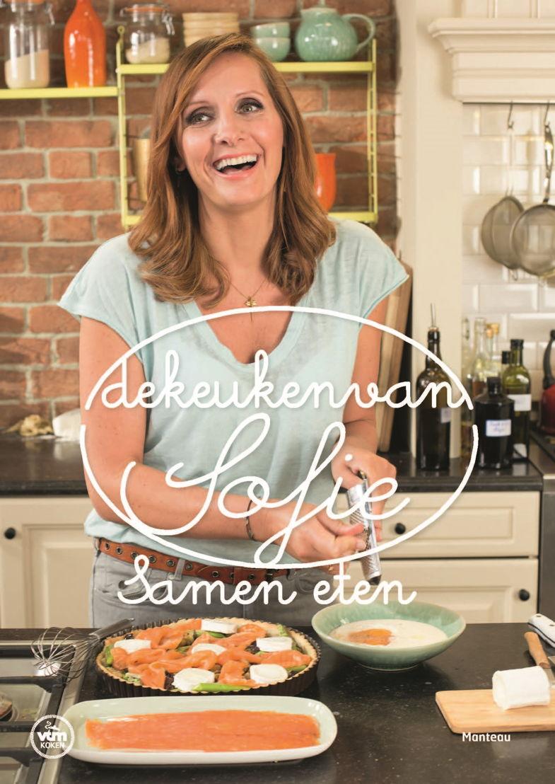 Cover 'De keuken van Sofie'