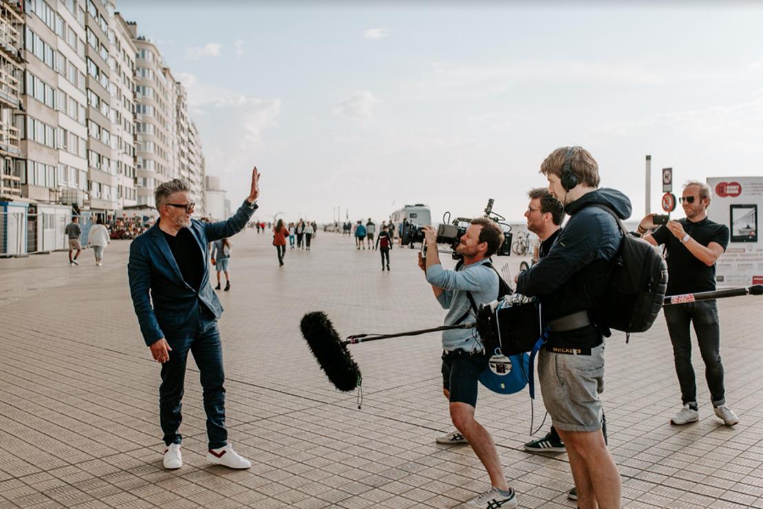 En...Actie! Oostende lanceert eigen online talkshow met Marcel Vanthilt deze zomer.