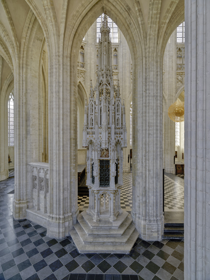 Major Exhibition 'Between Heaven and Earth – Experience The Last Supper by Bouts' opens in Leuven's Saint Peter's Church
