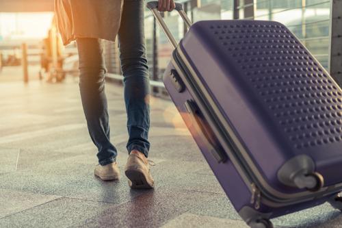 Diefstal van bagage