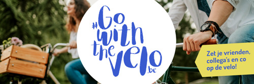 Go With The Velo beloont originele fietsacties met 20.000 euro