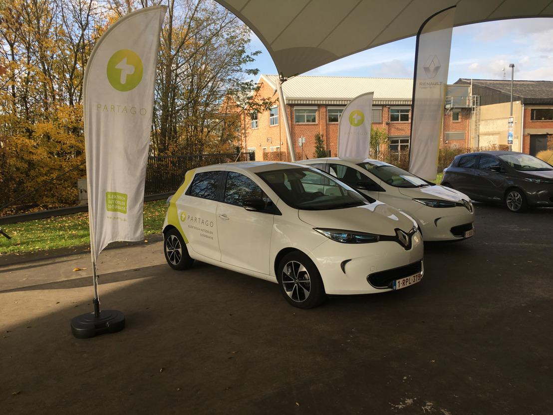 AVERE Belgium maakt publiek warm voor elektrisch rijden tijdens roadshow in Brugge