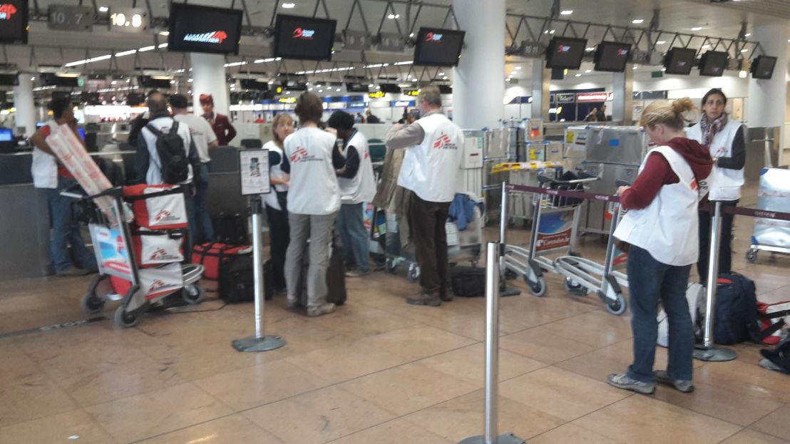 MSF à Zaventem