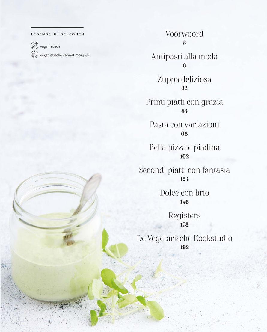 La cucina verde\' - Vegetarisch genieten all\'italiana!