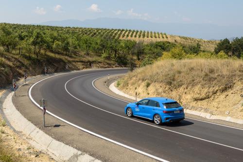 Един успешен модел във версия 4.0: новият Audi A3 Sportback