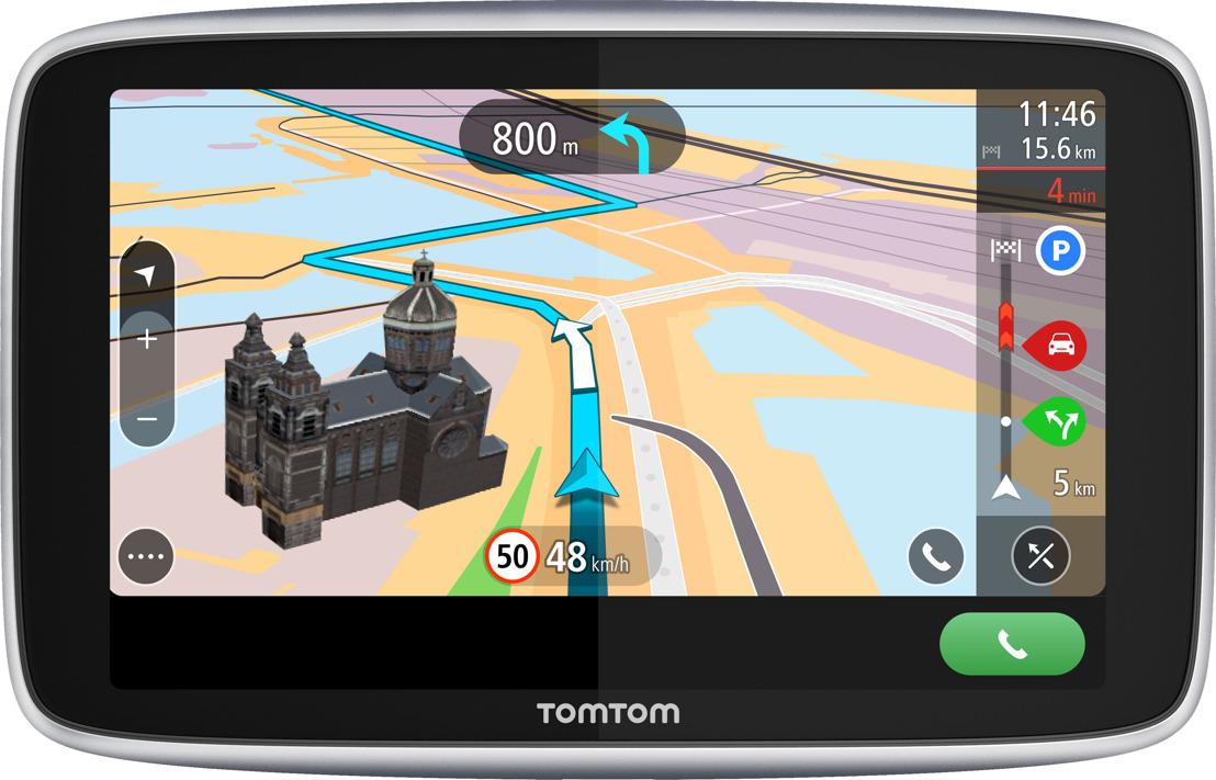 TomTom lance le GO Premium, un GPS à la pointe de la technologie