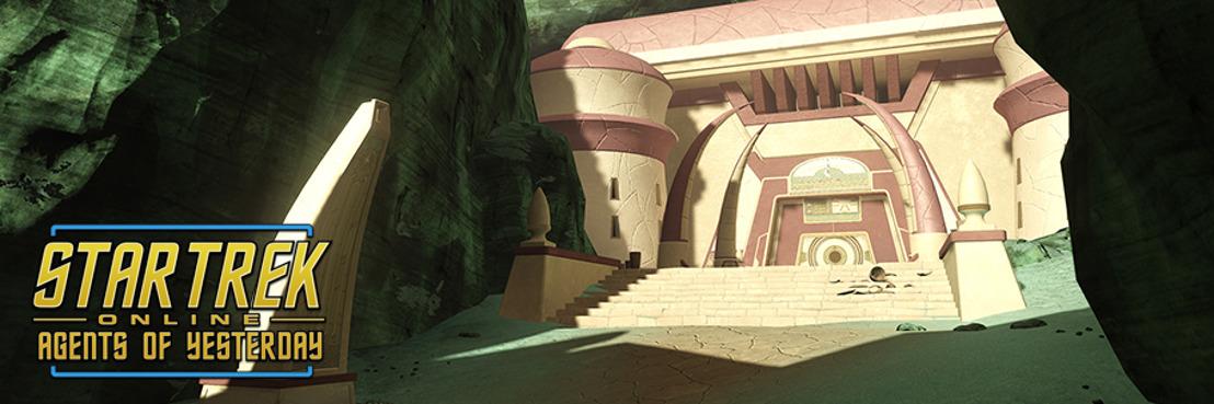 Neues Update für Star Trek Online: Agents of Yesterday startet am 25. Oktober
