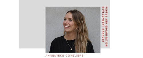 Annemieke Coveliers aan de slag als People and Organisation Development Manager