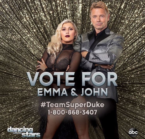 Actor and Chart-Topping Country Music Artist John Schneider is Dancing with the Stars