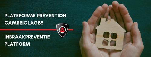 Nieuw Inbraakpreventieplatform voert onderzoek naar woninginbraken in België