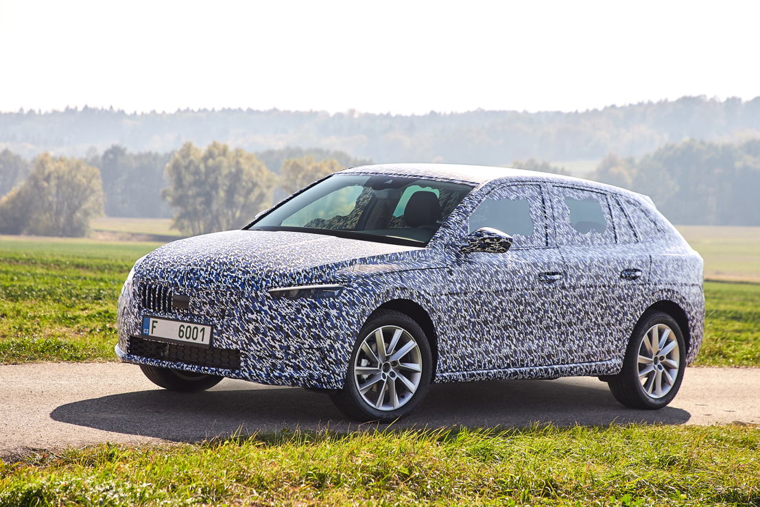 The new ŠKODA SCALA transmits the emotive design language of the VISION RS study, which impressed at the Paris Motor Show, into a series-production vehicle. It will enter the market as early as in the first half of 2019.