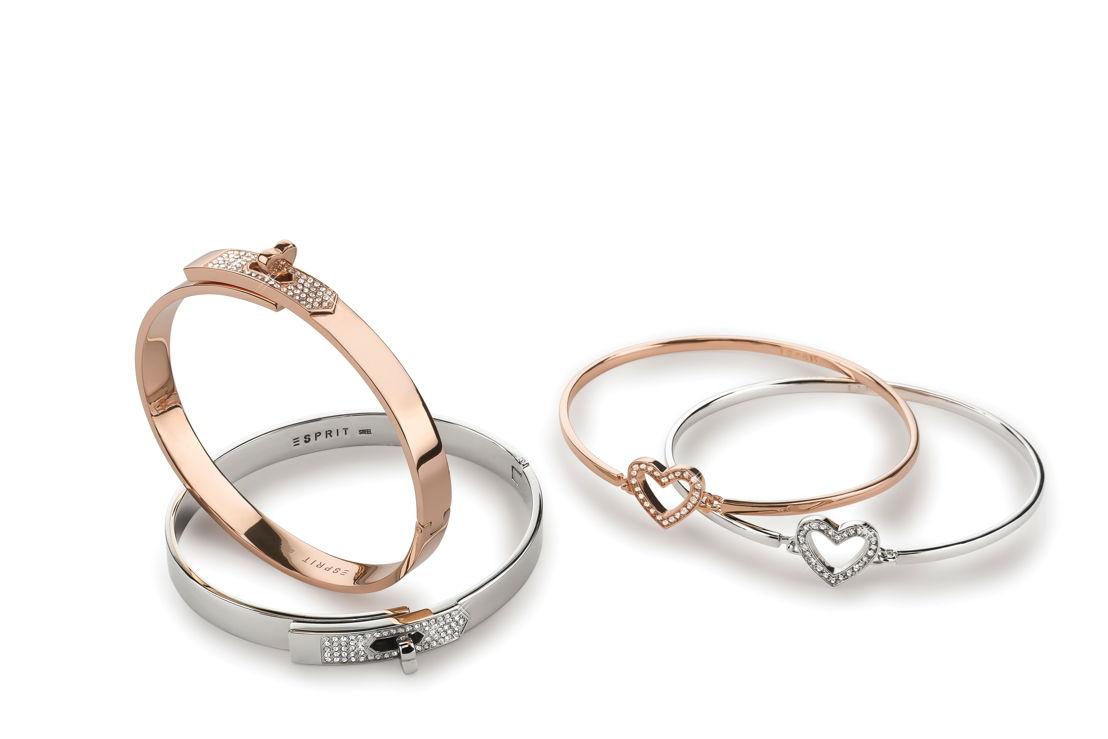 Armbandjes Esprit : 79 € - 99 € - 119 €