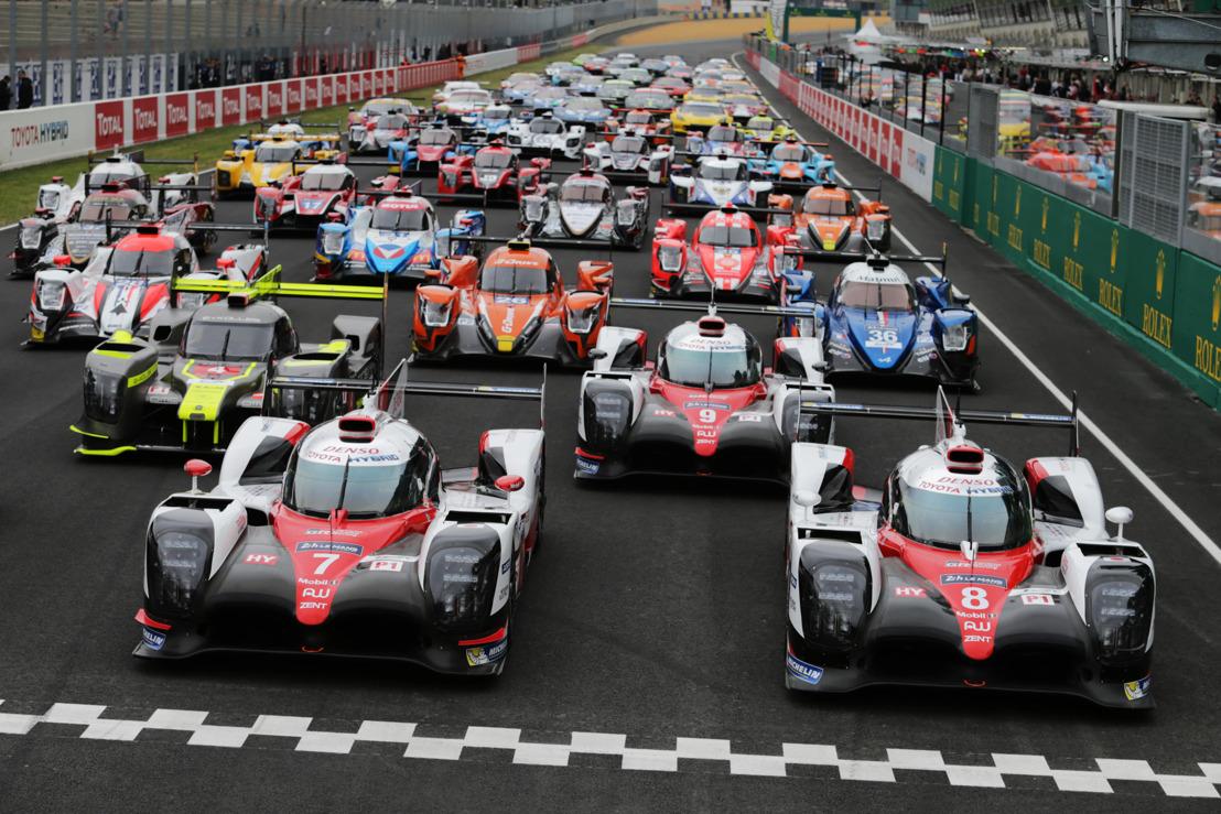 TOYOTA GAZOO Racing prêt pour Le Mans