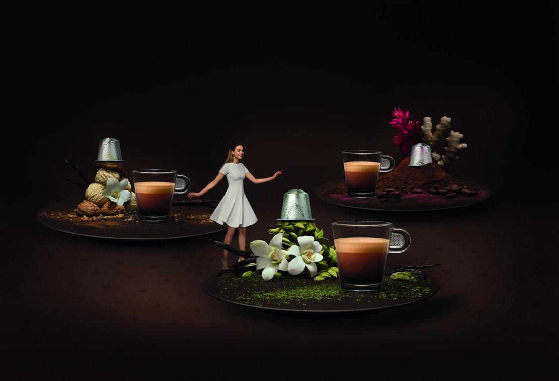 Le monde merveilleux des cadeaux Nespresso…