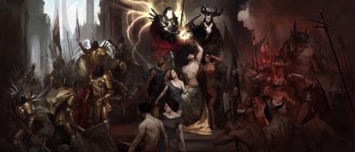 Анонсы BlizzCon 2019: Diablo IV