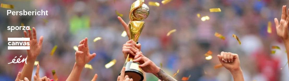 Sporza presenteert: het WK voetbal voor vrouwen, het EK onder 21 en het WK onder 20