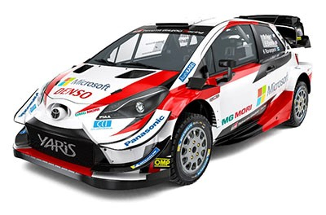 WRC Rallye Monte Carlo Preview - Toyota Yaris WRC trio start a new chapter with a classic challenge
