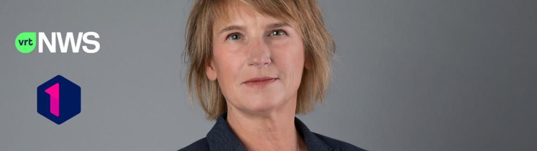 Wetstraatjournaliste Goedele Devroy wordt nieuwe leading lady van 'Villa Politica'