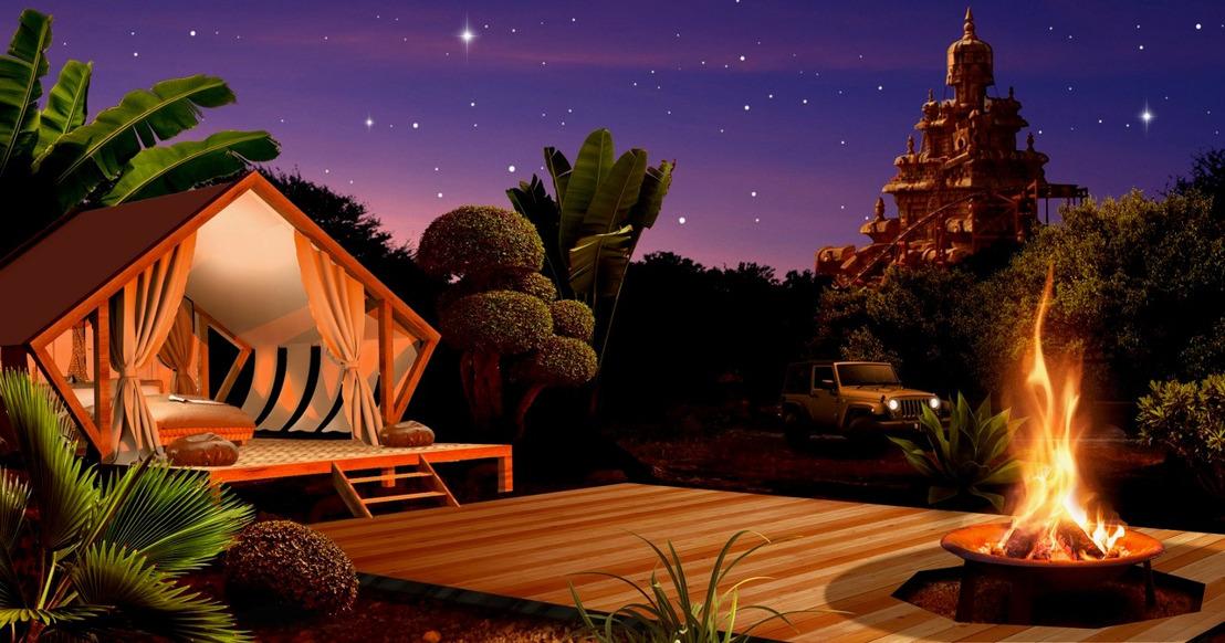 """Doe mee en win een avontuurlijke nacht in het hart van Disneyland® Paris tijdens """"The Lion King & Jungle Festival"""""""
