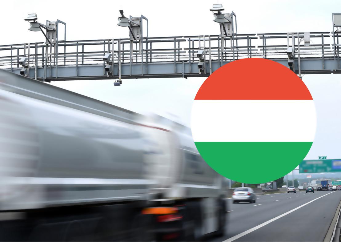 EETS: Hongaarse tol afrekenen met de DKV BOX EUROPE