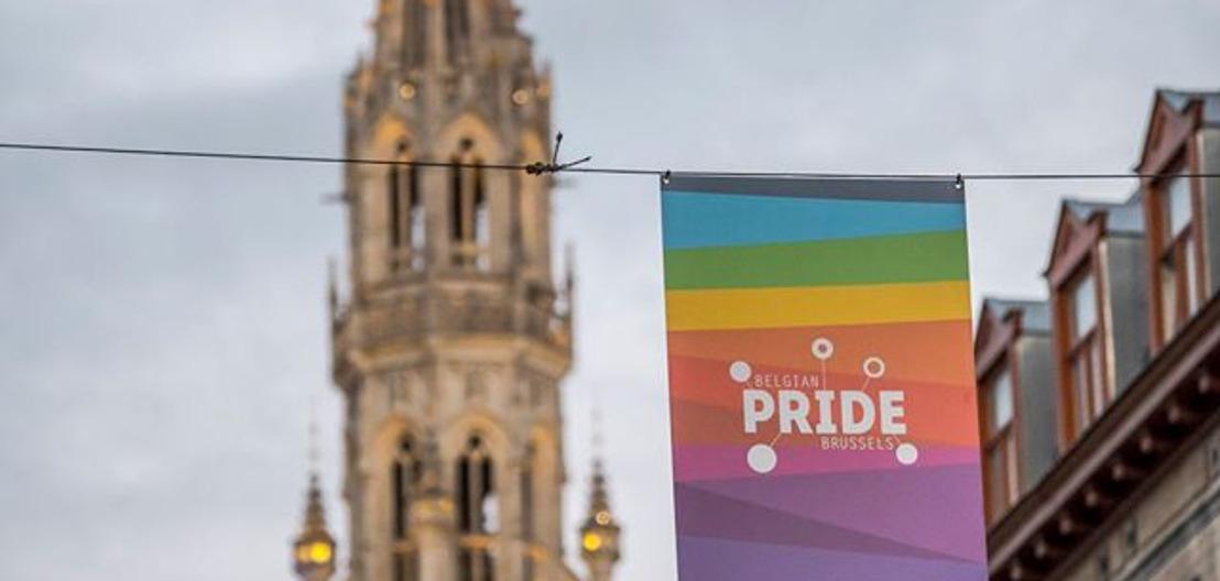Belgian Pride Parade gaat niet door in 2020