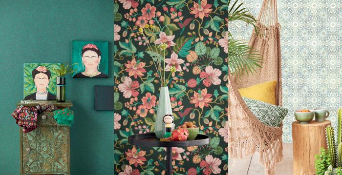 Preview: Carmen van Eijffinger geeft een instant kleurboost aan je interieur
