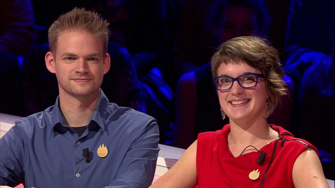 Aflevering 8: Mathias &amp; Céline<br/>(c) VRT