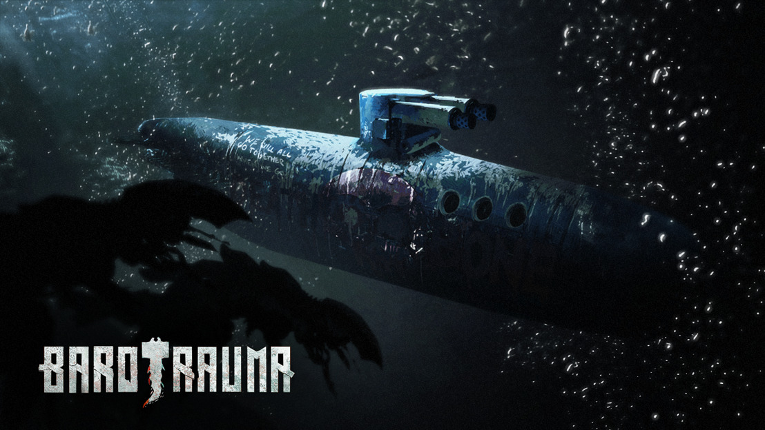 MULTIPLAYER SCI-FI SUBMARINE SIMULATOR BAROTRAUMA DIVES INTO STEAM EARLY ACCESS ON JUNE 5