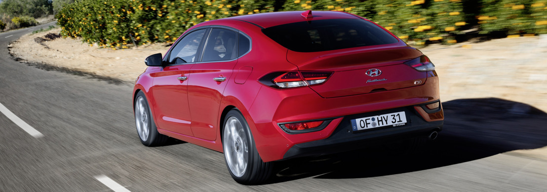 PRESS KIT: Hyundai i30 Fastback