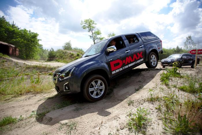 Isuzu Experience Day : peut-être le plus gros événement consacré aux pick-up en Europe