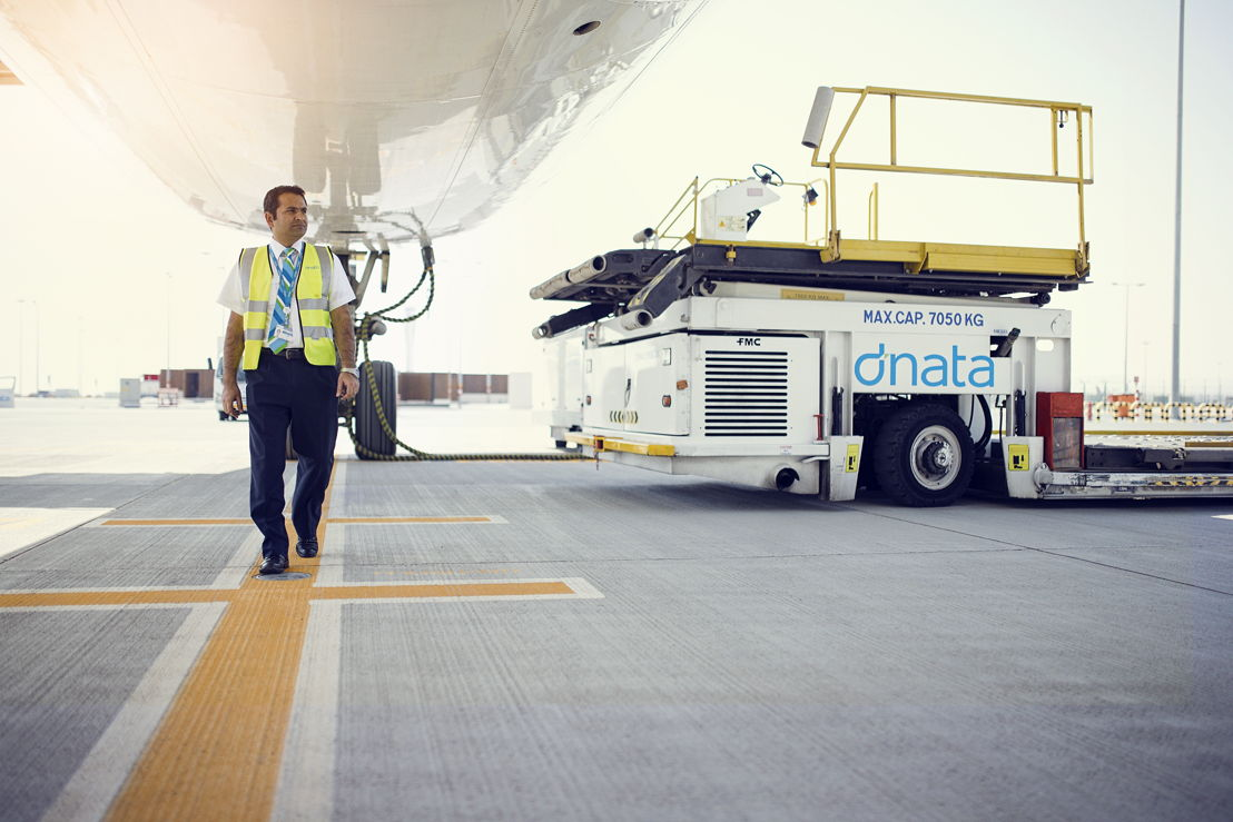 dnata handled 350,052 aircraft, up 6%, and 1.5 million tonnes of cargo, up 2%, in the first half of its 2018-19 financial year.