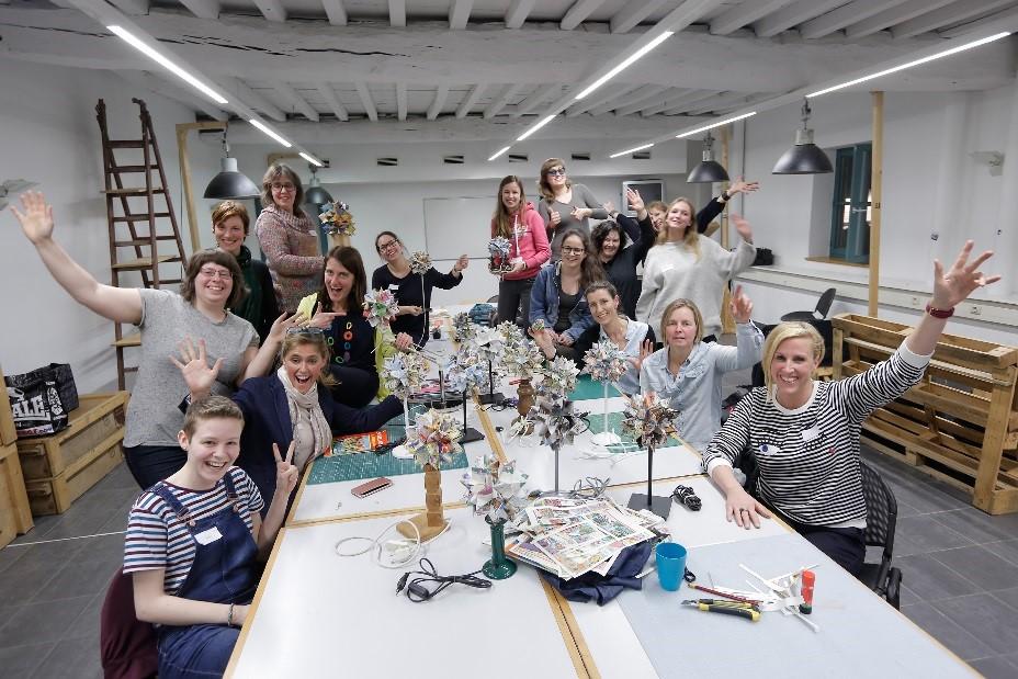 duurzame workshop