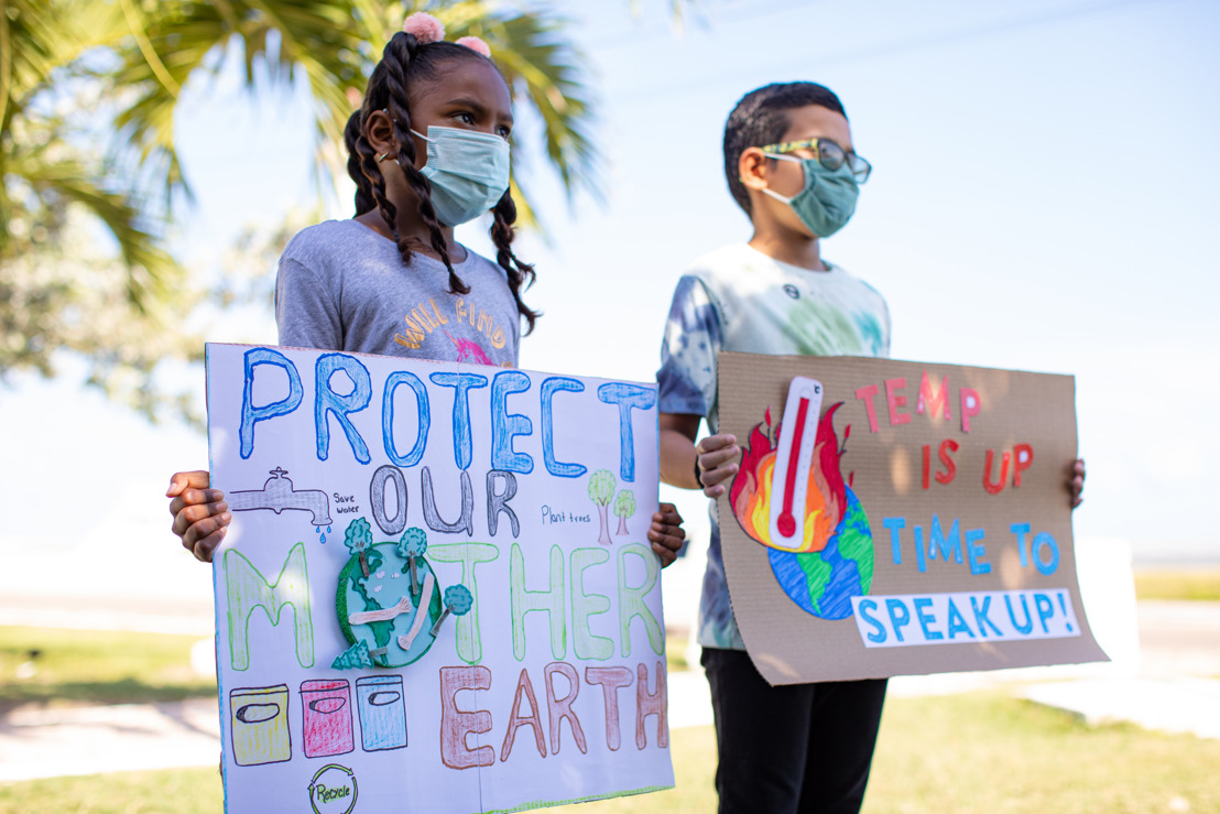 Speak Up: Help Give The Caribbean A Louder Climate Change Voice