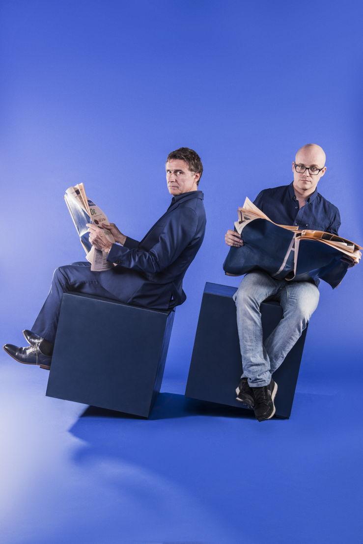 Erik Van Looy & Philippe Geubels