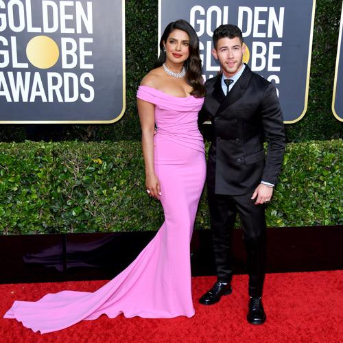 Prada en la 77ª Ceremonia de los Golden Globes Awards