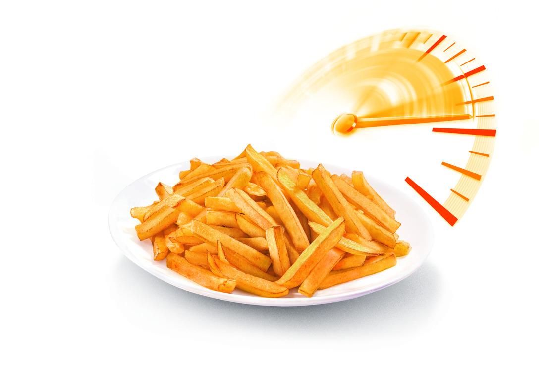 Een match van de Rode Duivels zonder frieten?