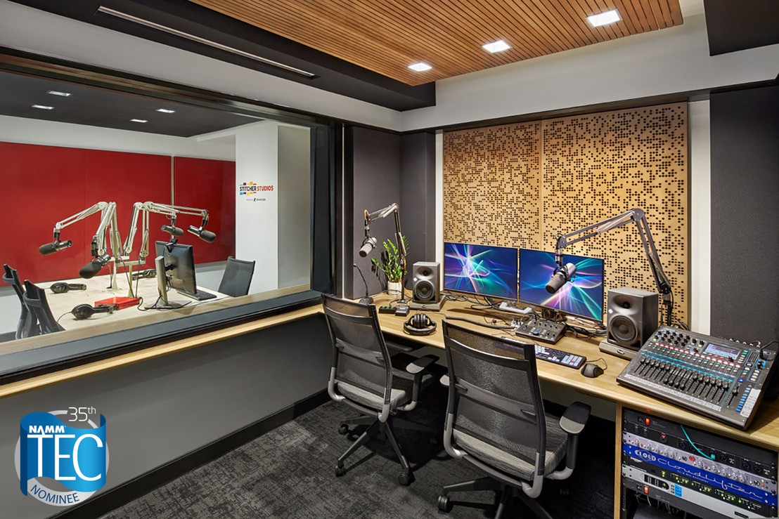 WSDG Honored By Two 2020 NAMM TEC Award Studio Design Nominations