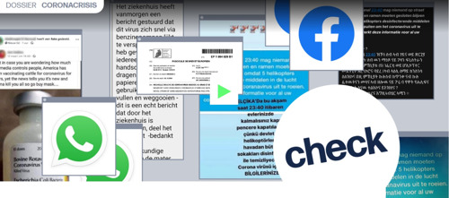 VRT NWS lanceert corona-chatbot op Facebook