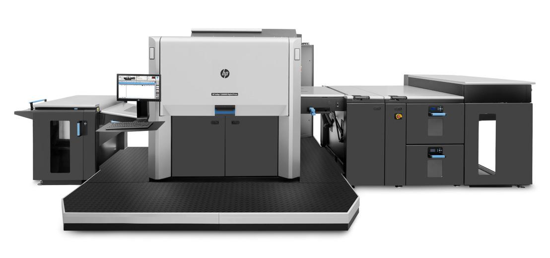 HP fixe un nouveau standard de qualité photo avec la HP indigo 12000 HD et présente HP Pixel Intelligence, un logiciel utilisant l'intelligence artificielle pour la photo enligne