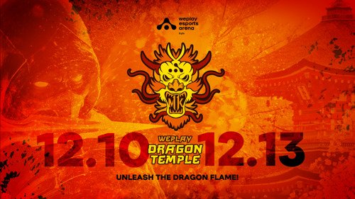 Introducing the Mortal Kombat 11 tournament WePlay Dragon Temple