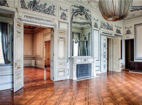 Vente aux enchères de l'ancien hôtel de prestige Le Radeski à Liège