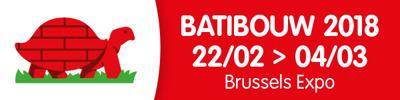 BATIBOUW 2018 press room Logo