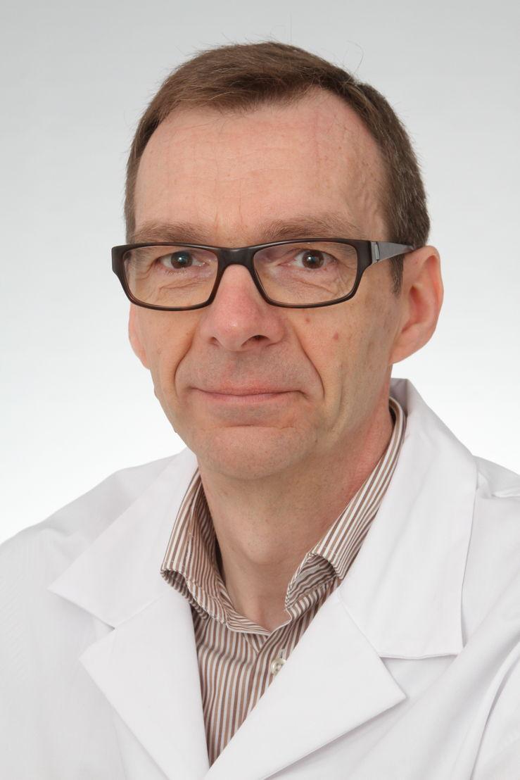 Prof. dr. Eric Legius copyright UZ Leuven